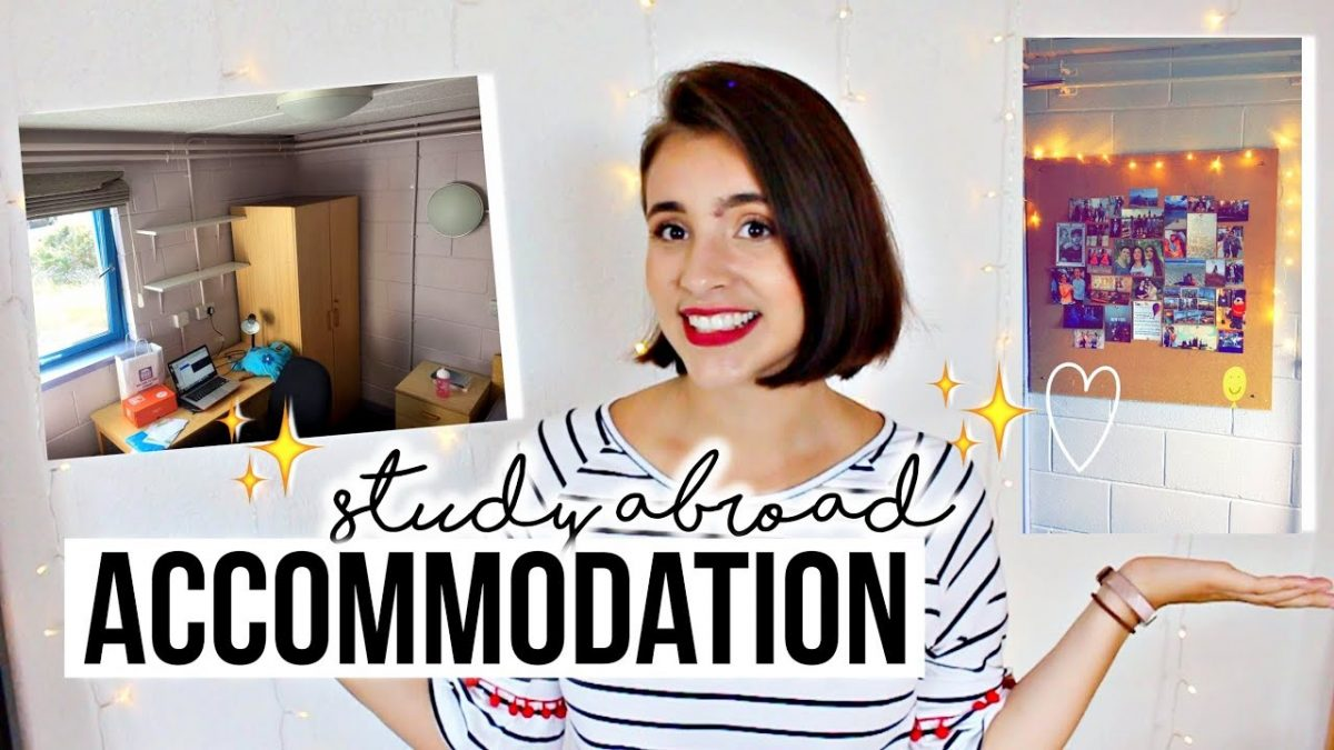 Right Student Accommodation Abroad